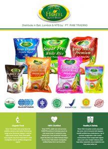 Beras Hotel Organic Rice